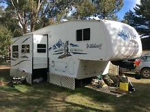 2006 Forest River Wildcat 5th wheeler with slideout Windeyer Mudgee Area Preview