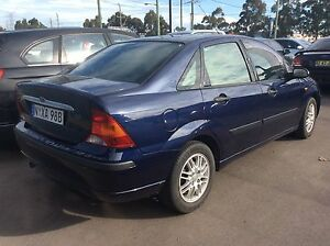 2002 Ford Focus LX Automatic Sedan Sandgate Newcastle Area Preview