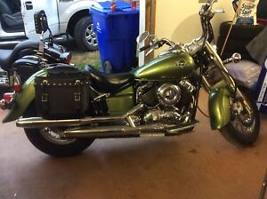 Yamaha VStar 650,  excellent condition
