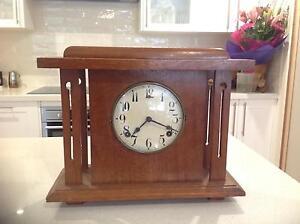 Antique oak clock Mornington Mornington Peninsula Preview