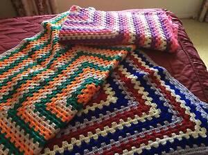 handmade crotched blanket Cleveland Redland Area Preview
