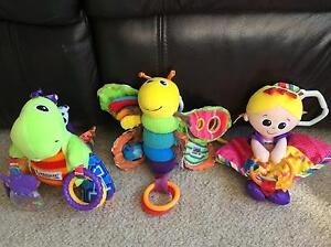 Assorted baby toys - Lamaze and Fisher Price Charlestown Lake Macquarie Area Preview