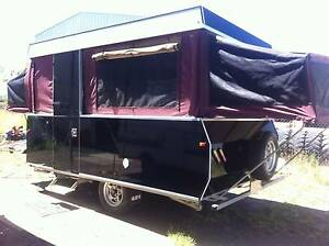 Off road new deluxe wind up camper Rockhampton Rockhampton City Preview