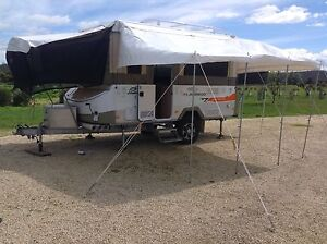 2012 Jayco Flamingo Outback Camper Gordon Moorabool Area Preview