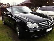 2005 Mercedes-Benz CLK200K Convertible Springvale Greater Dandenong Preview