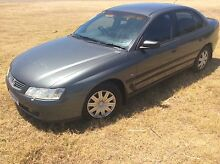 2002 Holden Commodore Dual-Fuel Geraldton 6530 Geraldton City Preview