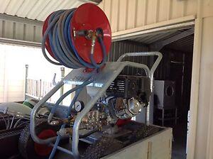 Jetwave Hustler 965 13 Hp High Pressure Cleaner Gunning Upper Lachlan Preview
