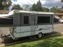 Coromal 440 Magnum Camper Trailer / full annex+ Awning Sleeps 6 Penrith Penrith Area Preview