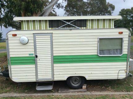 Poptop caravan 1985 Windsor 14 ft