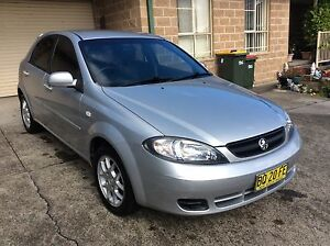 2007 Holden Viva Hatchback Taree Greater Taree Area Preview