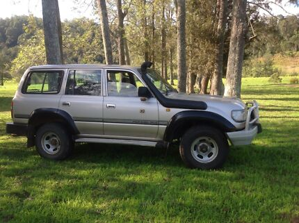 1992 Toyota LandCruiser Wagon Kyogle Kyogle Area Preview