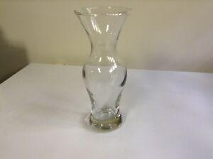 Vase / pot à fleurs en verre