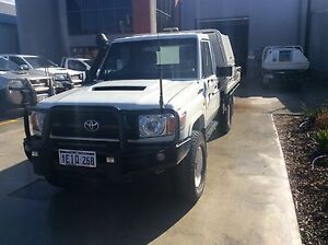2013 Toyota LandCruiser 4X4 Workmate Bellevue Swan Area Preview