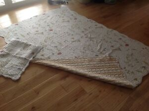 Pair of twin size bed Quilts