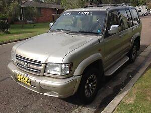 2003 Holden Jackaroo Wagon Raymond Terrace Port Stephens Area Preview