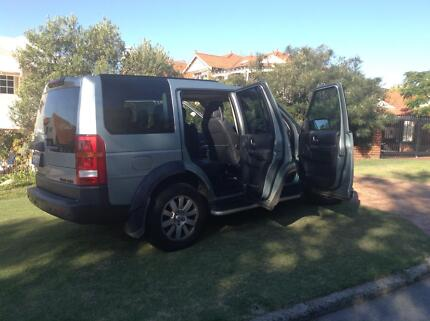 2006 Land Rover Discovery 3 Wagon West Perth Perth City Preview