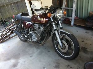 Brand new Yamaha xs850 Hemmant Brisbane South East Preview
