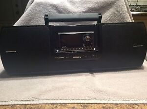 Sirius/XM Boombox and Sportster 5 Receiver