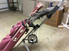 Golf clubs, bag and buggy Cleveland Redland Area Preview
