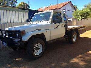 1997 Toyota LandCruiser Ute Boyup Brook Boyup Brook Area Preview