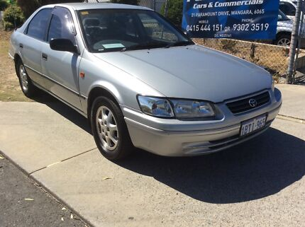2002 TOYOTA CAMRY ADVANTAGE SDN 4CYL AUTO ONLY 195381LMS Wangara Wanneroo Area Preview