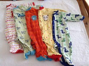 5 pyjamas Pekkle vêtements garçon 9 mois