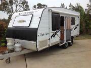 2010 Lotus Uptown caravan semi off-road Forster Great Lakes Area Preview