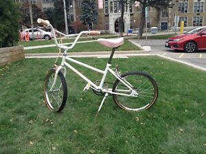 """Bike, by PACER, medium size body, 20""""tires"""