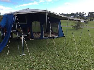 Custom made camper trailer Gympie Gympie Area Preview