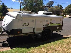 2013 Jayco Eagle Outback Campervan Wagga Wagga Wagga Wagga City Preview