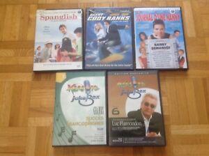 Lot de 41 DVD