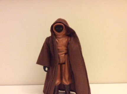 "Star Wars collectable 1979 12"" scale figure Jawa North Perth Vincent Area Preview"