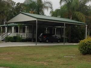 Gable Carport 9m x 7m x 2.5m Beaudesert Ipswich South Preview