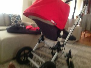 Pram with bassinet and all accessories Hocking Wanneroo Area Preview