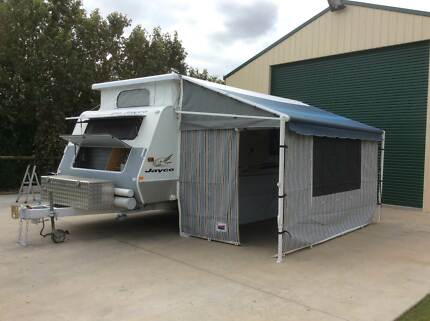 2005 JAYCO FREEDOM 30th ANNIVERSARY EDITION  OUTBACK  DUEL AXLE Yatala Gold Coast North Preview