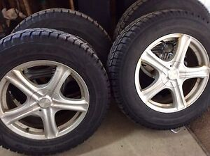 Wheels and Toyo tires value '$  2100.