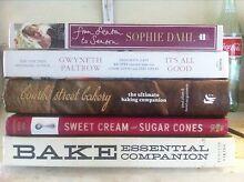 Cookbooks for sale Seven Hills Brisbane South East Preview