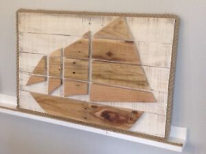 Reclaimed Wooden Ship