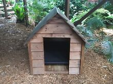 Dog Kennel Timber (large) Avalon Pittwater Area Preview