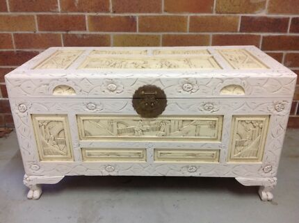 Wanted: Refurbished Camphor Wood Chest