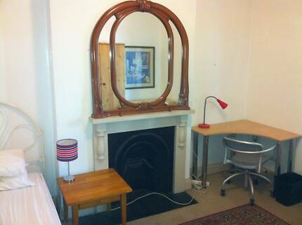 Private room with balcony 7 minutes walk to Darling Harbour Pyrmont Inner Sydney Preview