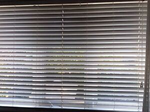 "2"" Faux Wood Blinds - White"