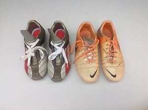 Football / soccer boots size 8 Klemzig Port Adelaide Area Preview