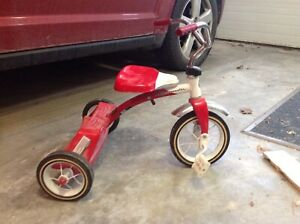Little kids tricycle.