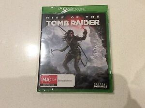 Rise Of The Tomb Raider For XBOX ONE BRAND NEW & SEALED Lynbrook Casey Area Preview