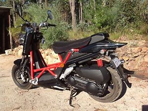 Daelim B-bone 125cc fuel injected scooter, low mileage, all the e Mundaring Mundaring Area Preview