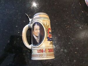 Molson 100th Anniversary Limited Edition Beer Stein