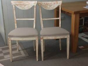 French Provincial Chairs Brighton Brisbane North East Preview