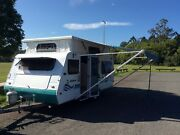 Jayco Freedom poptop 15.5 ft  excellent condition Elanora Gold Coast South Preview