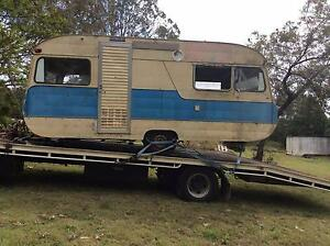 Vintage 1968 Crusader made by Trojan Engineering NZ Mummulgum Kyogle Area Preview